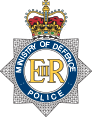 Ministry of Defence Police logo